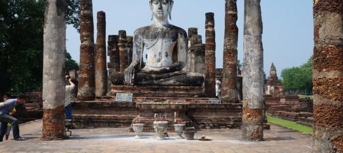 Ayutthaya und Sukhothai