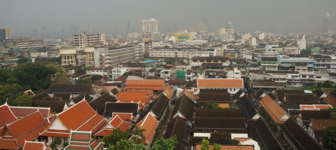 Bangkok – Silom und China Town