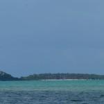 nahegelegene Insel