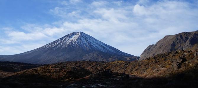 Tongariro Nationalpark und die Westküste der Nordinsel