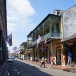 im French Quarter von New Orleans