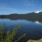 Diamond Lake auf dem Weg zum Crater Lake NP