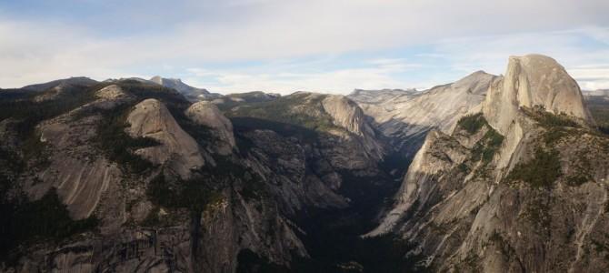 Crater Lake und Yosemite Natonalparks