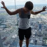 Im Cube des Willis Towers