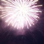Feuerwerk zum Independence Day