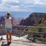Blick von Norden auf den Canyon