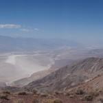 Das Tal im Death Valley