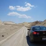 Mit dem Auto durch die Wüste