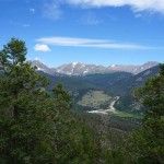 Tal und Berge