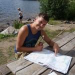 Planung am Grand Lake