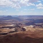 Verzweigte Schlucht in Canyonlands
