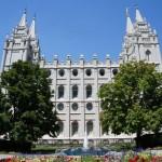 Das Capitol in Salt Lake City
